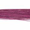 Metallic Braided Cord 2mm 12m Fuchsia
